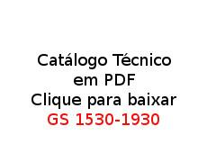 Catalogo Técnico Genie GS1530